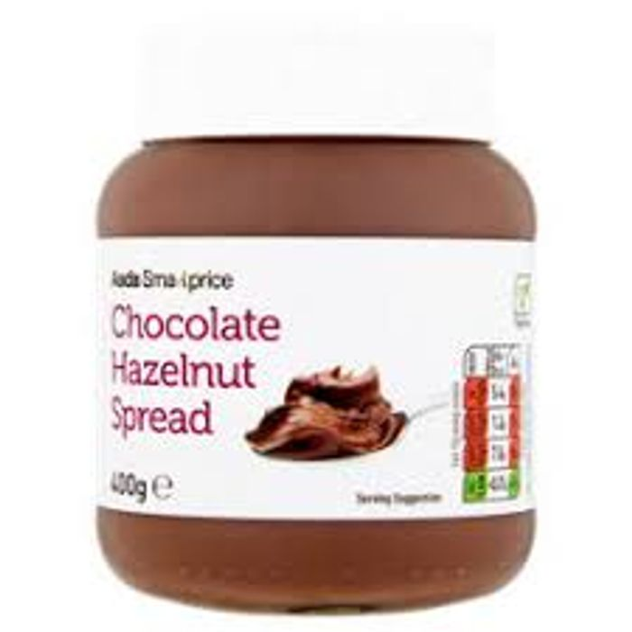 ASDA Smart Price Chocolate Hazelnut Spread