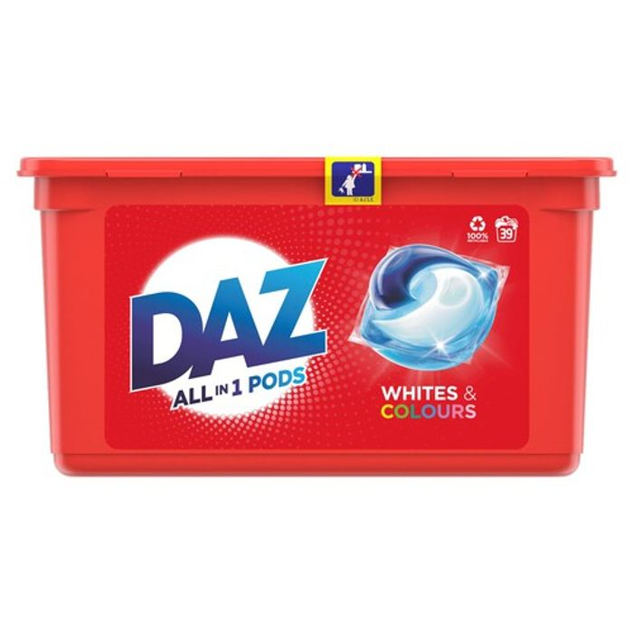 Save £4 on Daz All in One Pods,at Morrisons