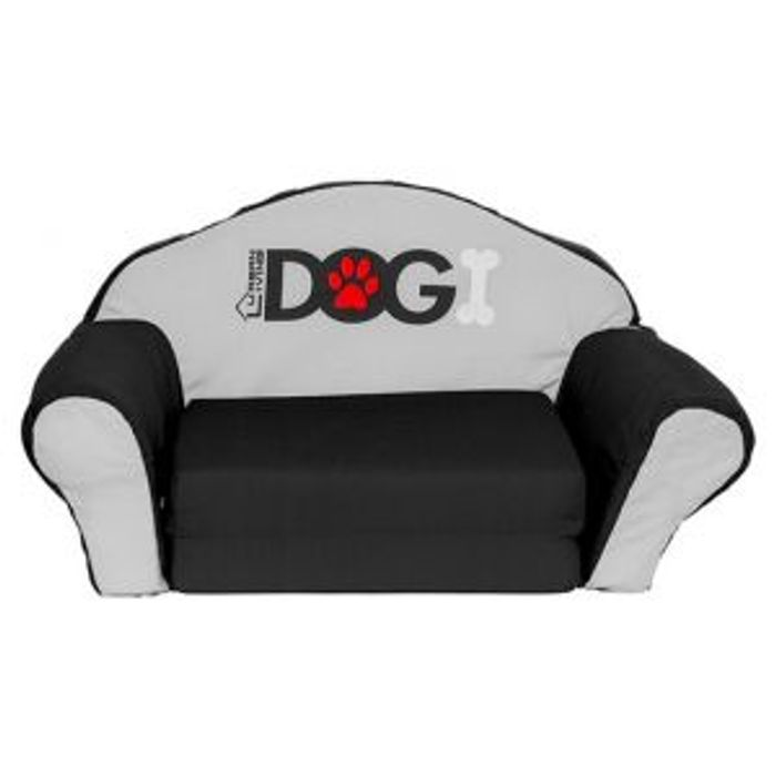Lounge Bed or Relaxing Couch for a Dog
