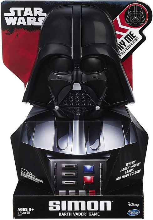 Star Wars: Darth Vader Simon Game - Save £19