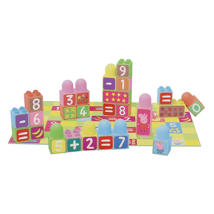 Peppa Pig: Learn the Numbers Blocks. £3.49 Postage
