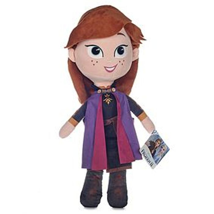 50% Off Disney Frozen 2 Anna Plush Toy