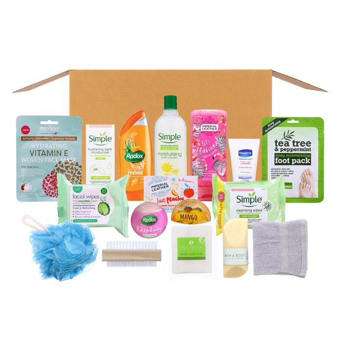 Bath Time & Pampering Box (Delivery Included)