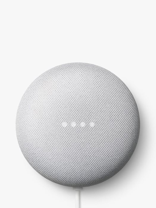 FREE Google Nest Mini Worth £49 With £100 Spend At John Lewis