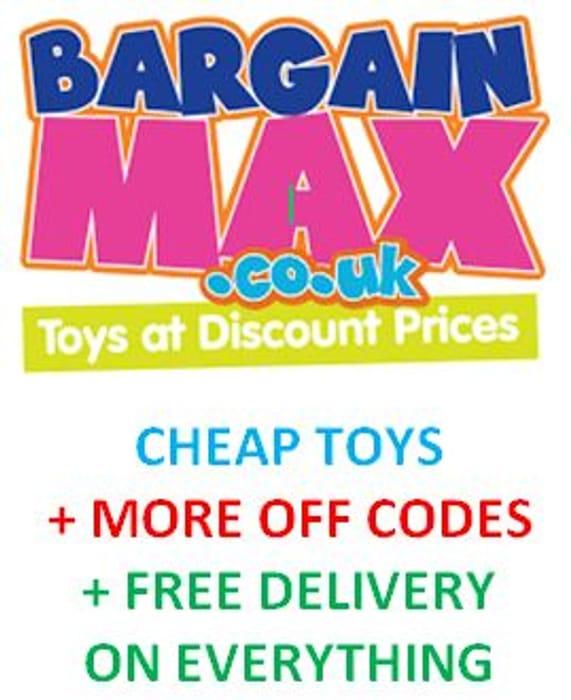 CHEAP TOYS at Bargain Max!