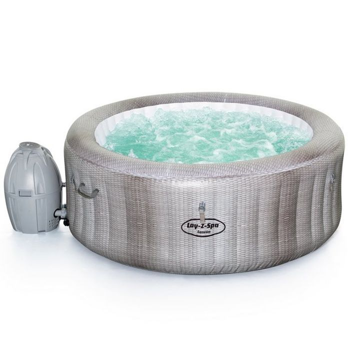 Lay-Z Spa Cancun £320 + £6.95 Delivery at Argos