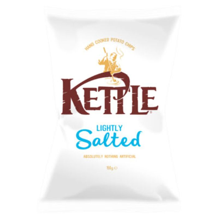 Kettle Lightly Salted