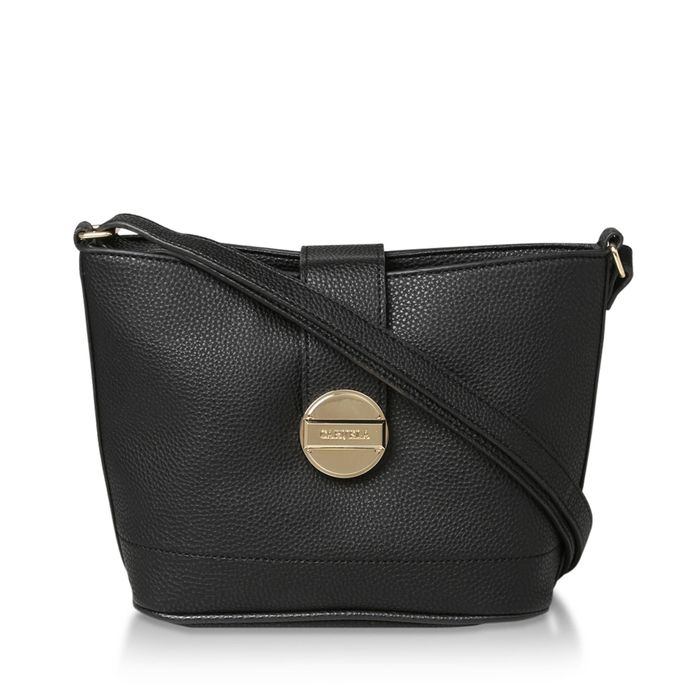 Carvela - Black 'Deeta Bucket Xbody' Cross Body Bag