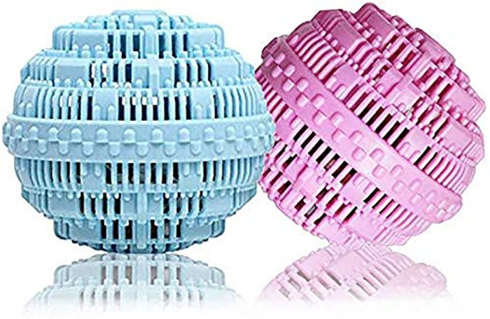2CS Laundry Cleaning Balls Lasts up to 1000 Cycles