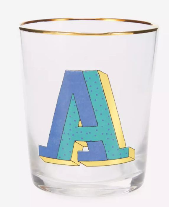 Best Price! Alphabet Candles £2.50 FREE Delivery +Glasses, Mugs, Socks & Bottles