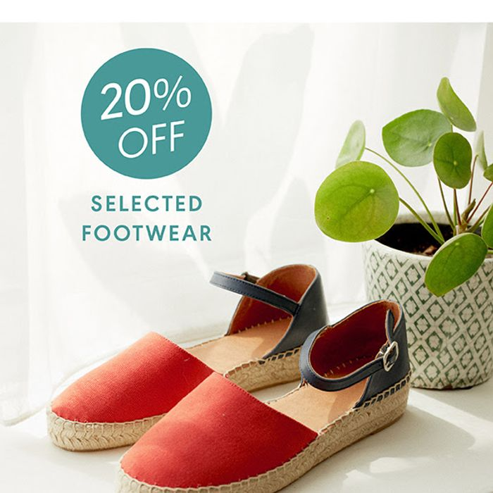 Sea Salt 20% off Selected Sandals & Shoes