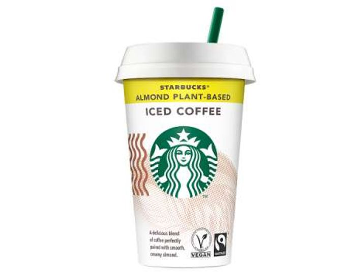FREE Starbucks Almond Based Iced Coffee&coconut Based Cocoa cappuccino@Morrisons