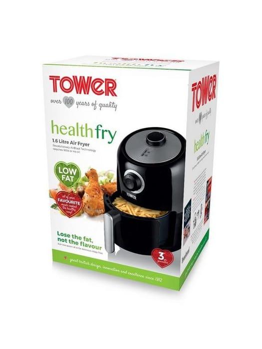 *SAVE £10* Tower 1.6L Manual Air Fryer