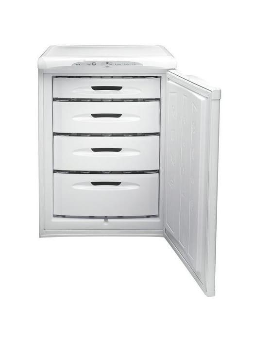 Cheap Hotpoint 60cm under Counter Freezer - White - SAVE £50