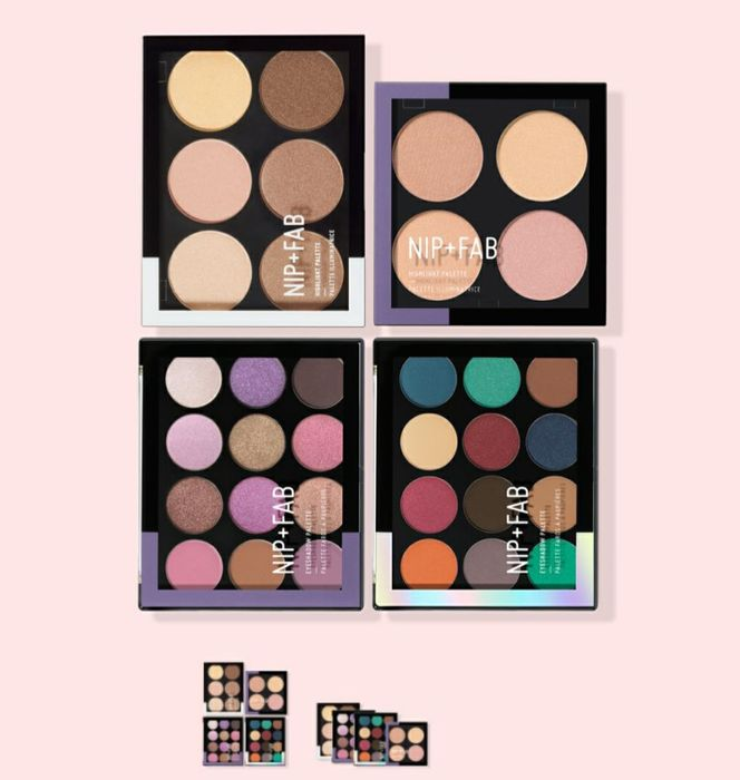 Pro Makeup Artist Palette Kit