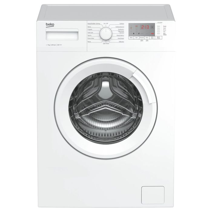 Beko WTG721M1W Freestanding Washing Machine