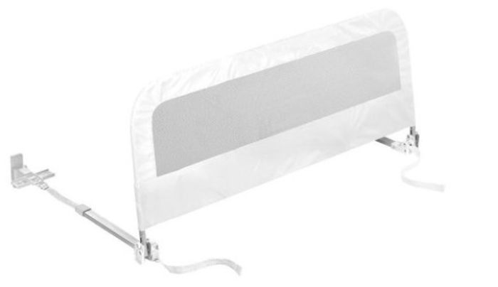 Best Price! Summer Infant Grow with Me Single Bed Rail-White