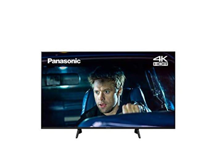 Panasonic TX-50GX700B 50 Inch 4K Ultra HD HDR Smart LED TV [Energy Class A]