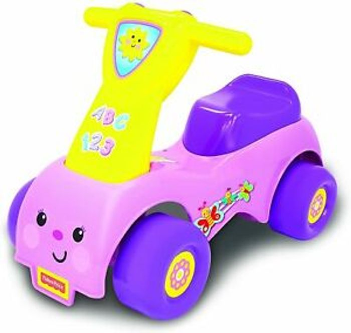 Fisher Price Ride on Toy for Toddlers Free Shipping at Ebay