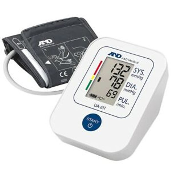 A&D Medical UA611 Digital Blood Pressure Monitor 11%off at 7dayshop/ Ebay
