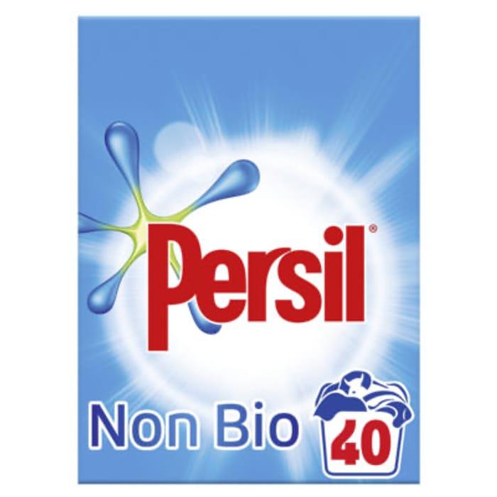 Persil Non Bio Washing Powder 40 Washes