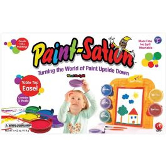 Paint-Sation Table Top Art Easel
