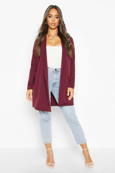 Save 72% On O Ring Belted Duster Coat