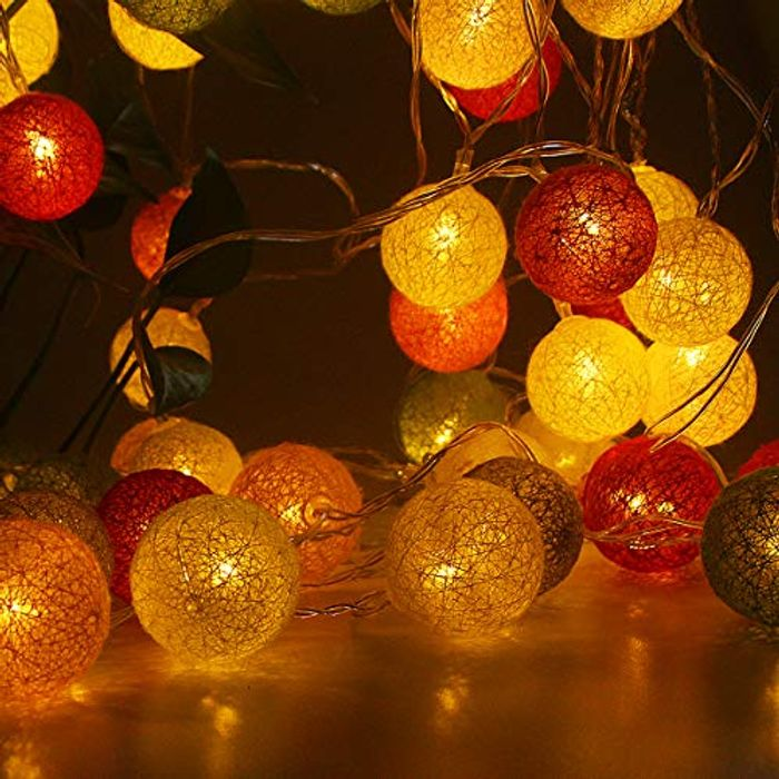 HELESIN Decorative-String-Lights 11ft Battery Operated 50% Discount Code