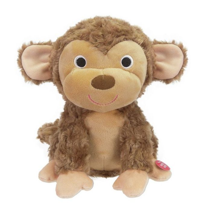 Record Your Voice Animated Monkey  Click & Collect