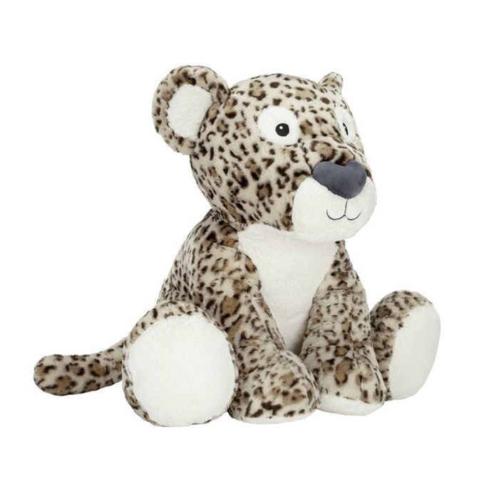 Extra Large Leopard Soft Toy CLICK and COLLECT