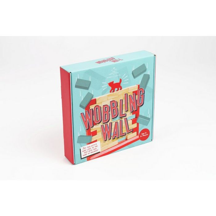 Professor Puzzle Wobbling Wall Game with £5 discount - Great buy!