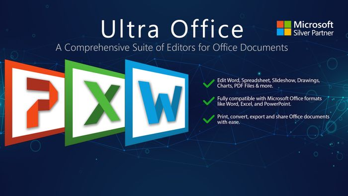 Ultra Office for Free: Word, Spreadsheet, Slide & PDF Compatible