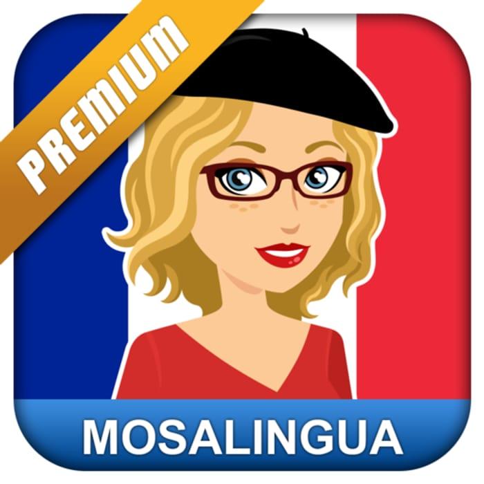 MosaLingua French Premium (Pro Version) Temporarily Free