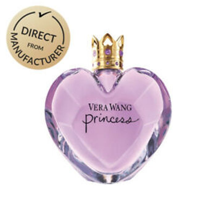 Vera Wang Princess 100ml EDT for Her £17.99 Delivered