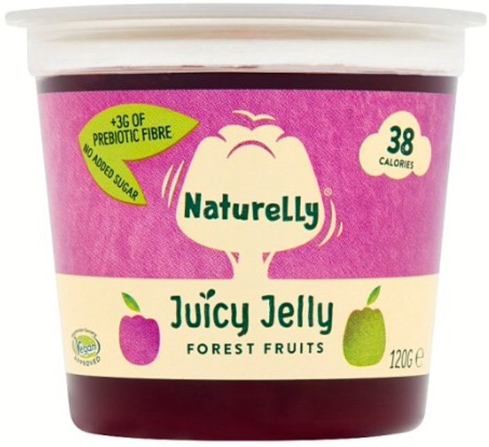 Free Naturally Forest Fruits Juicy Jelly 120g at Booths via COS