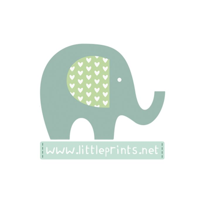 Free Fabric Elephant Wall Sticker Sample
