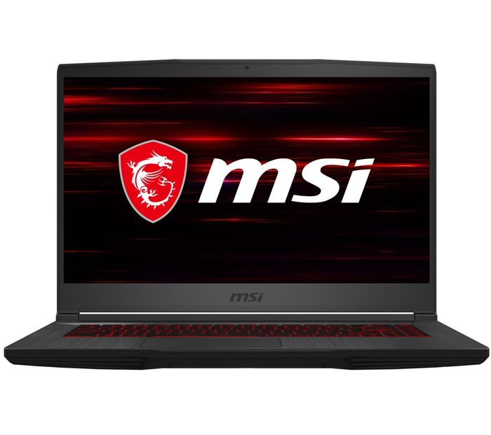 MSI GF65 Thin 15.6 Gaming Laptop - Intel Core I7, RTX 2060, 256 GB SSD