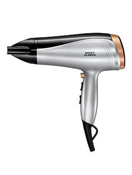 SAVE over £15* Nicky Clarke Hair Therapy 2500W DC Dryer