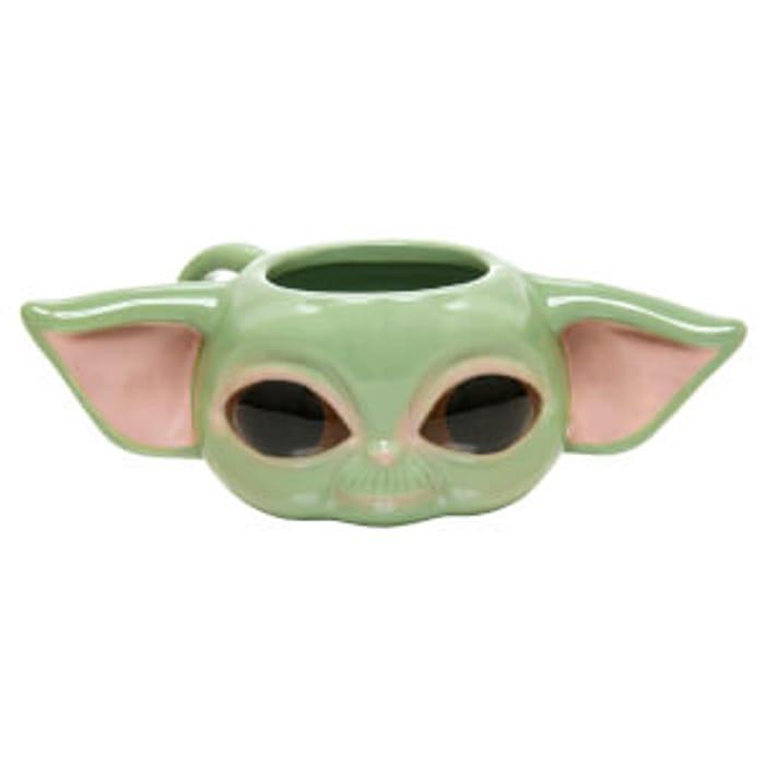 The Mandalorian - the Child (Baby Yoda) Shaped Mug