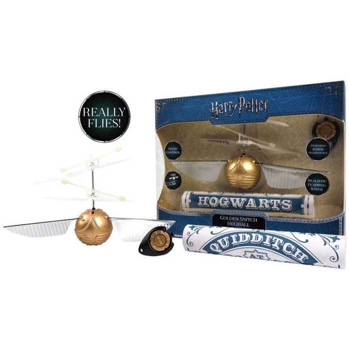 Best Price! Harry Potter Flying Snitch - 70% OFF