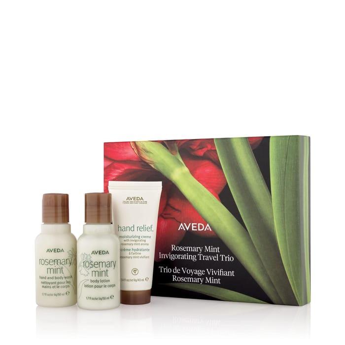 Aveda - 'Rosemary Mint' Travel Size Invigorating Bodycare Trio Gift Set