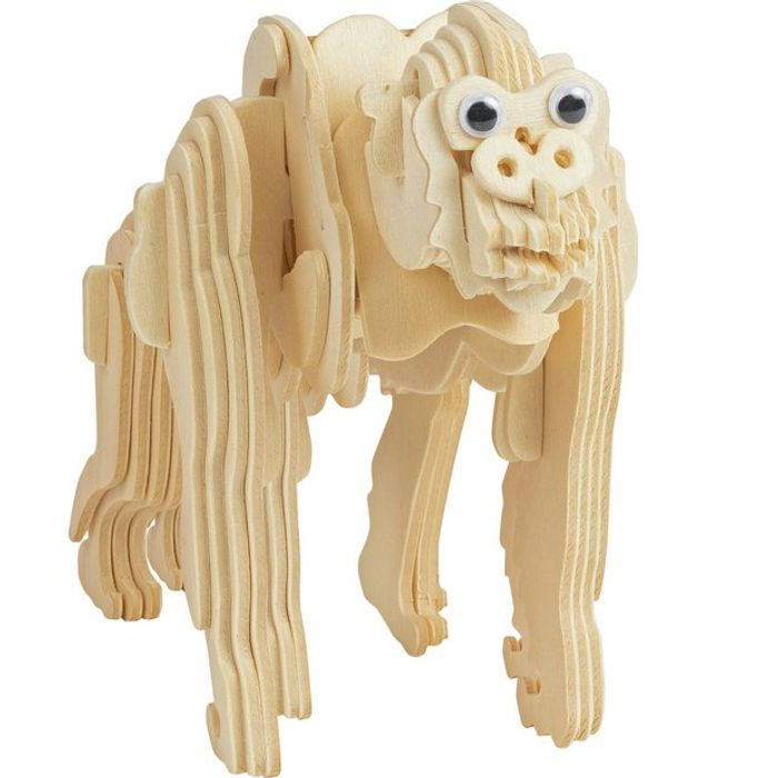 Adventure is out There Gorilla Construction Kit