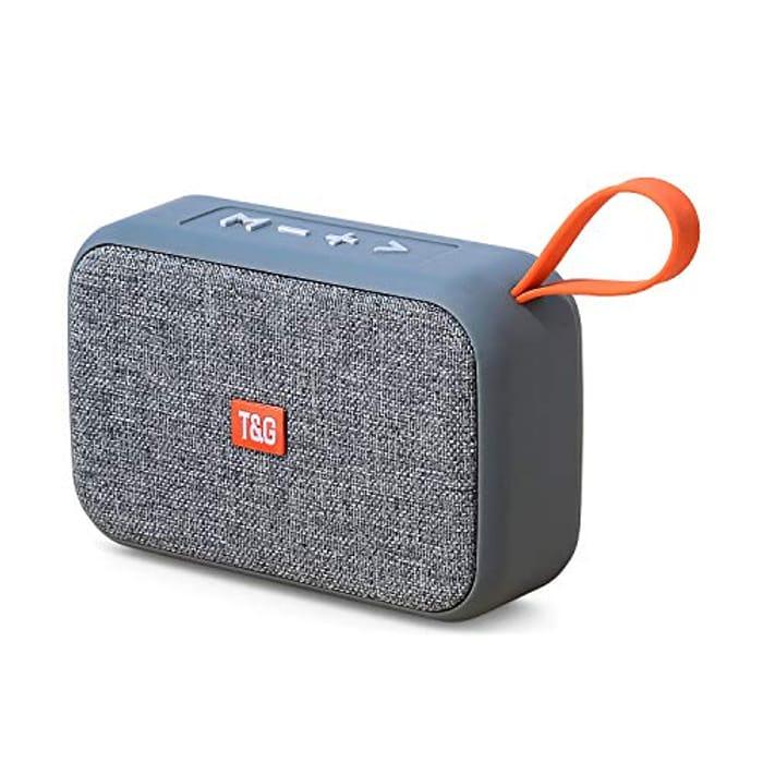 Best Price! Bluetooth Speaker 5.0, Mini Wireless Portable Bluetooth Speakers