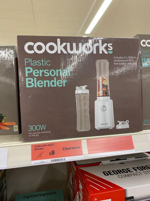 CookWorks Nutri Blender