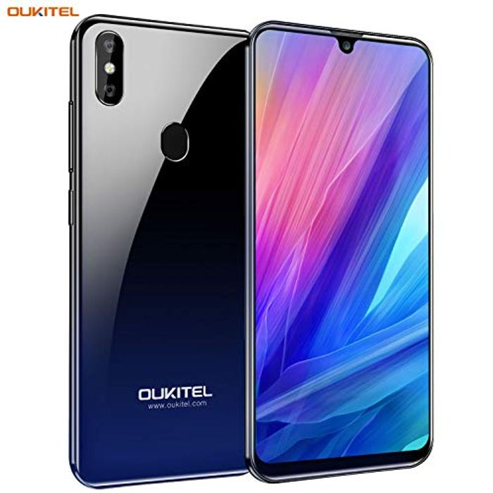 CHEAP! Smartphone Unlocked, OUKITEL C15 PRO Mobile Phone Dual 4G