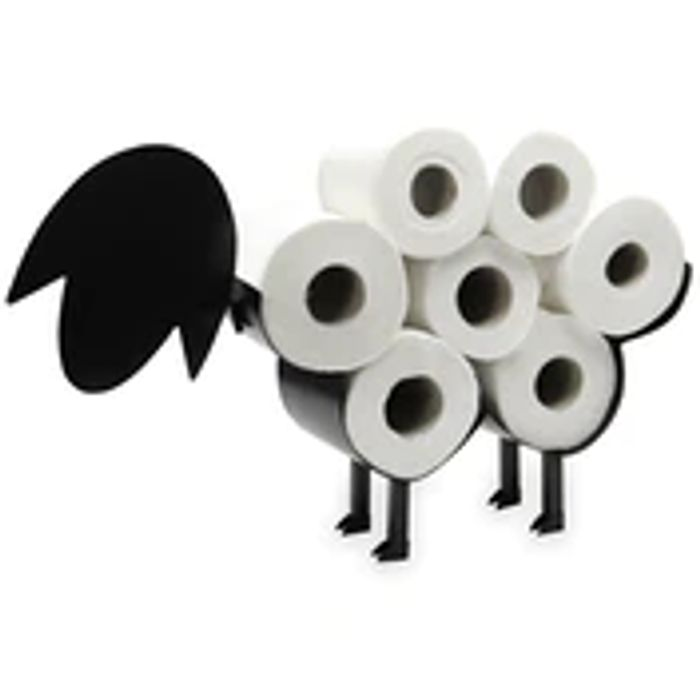Sheep Toilet Roll Holder - £14.99 at ROOV