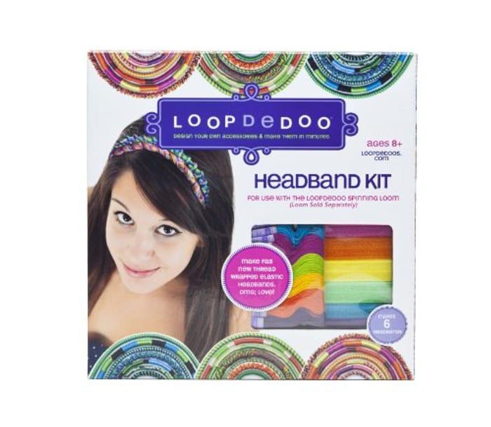 Loopdedoo Headband Kit