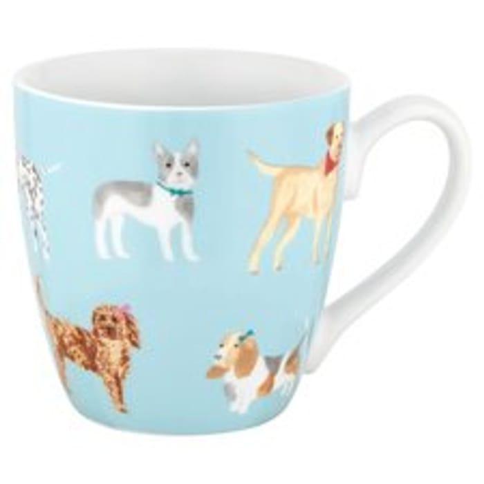 Dog Mug Half Price Tesco