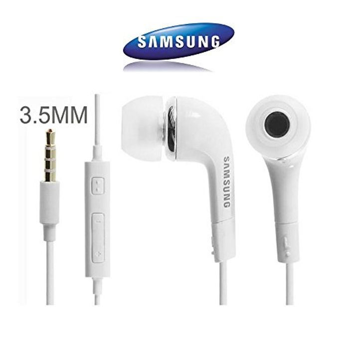 Genuine Original Ehs64avfwe White Samsung in Ear Headphones/stereo