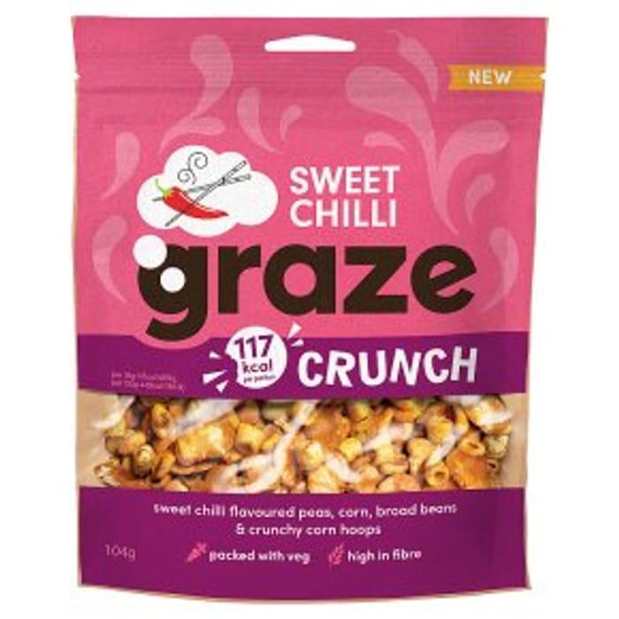 Graze Sweet Chilli Crunch Half Price at Waitrose